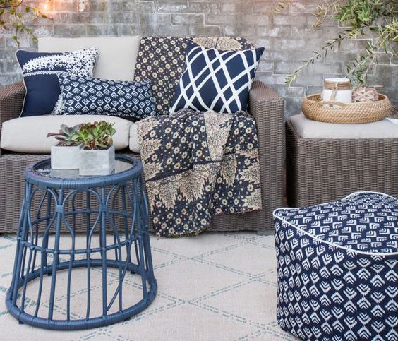 Accessorize Your Outdoor Spaces