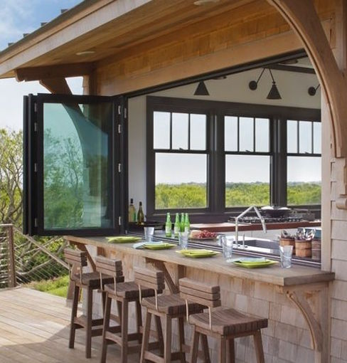 Dreamy Outdoor Kitchens