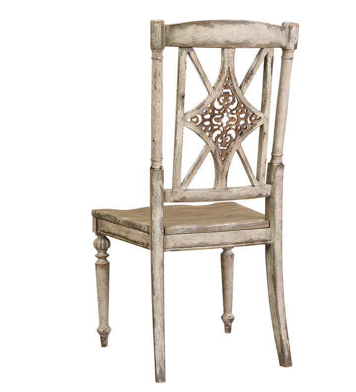 Accentuate St Louis Homes Lifestyles  sc 1 st  ICE-UFT & Whitewash Dining Chairs - Dining room ideas