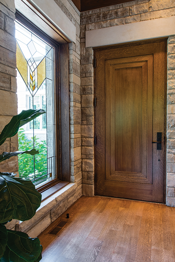 In Harmony With Nature St Louis Homes Lifestyles