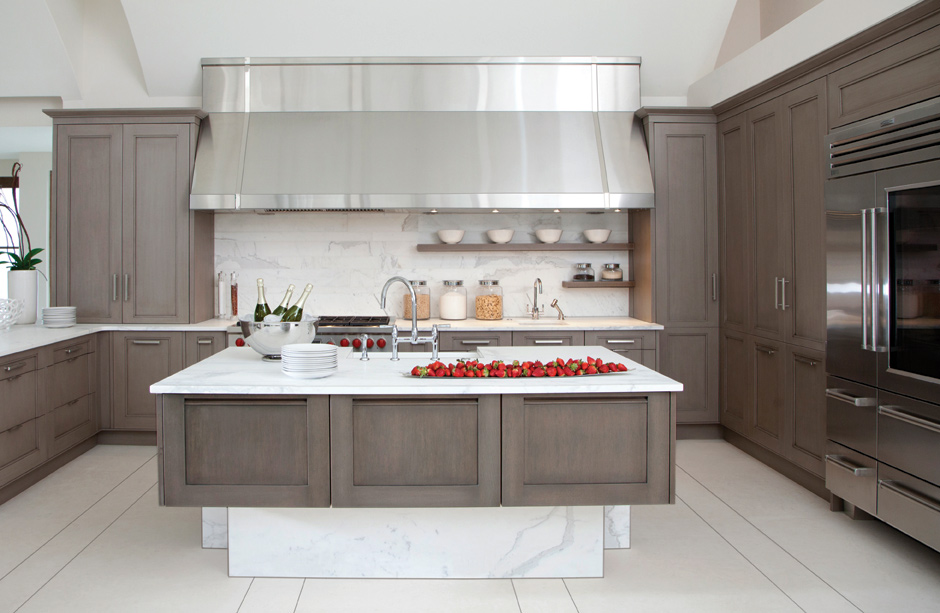 Contemporary Kitchen Cabinetry St Louis Homes Amp Lifestyles