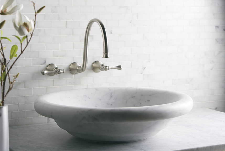 Stone Sinks | ST. LOUIS HOMES & LIFESTYLES
