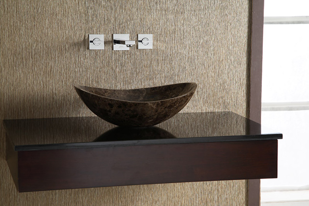 Marble Vessel, By Ryvyr, Available At Crescent Plumbing Supply, Ferguson,  Henry Plumbing And Immerse By Atlas.