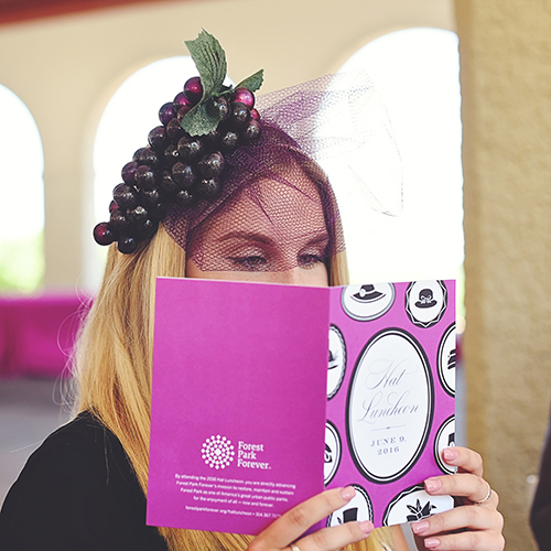 Friday Favorites: Forest Park Hat Luncheon