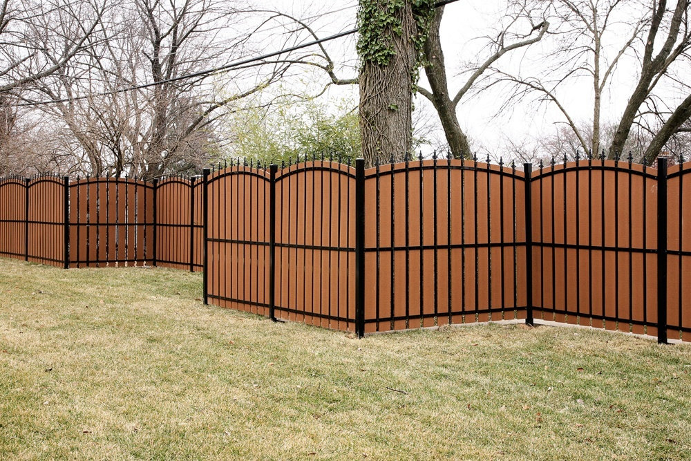 Empire Fence Amp Custom Iron Works St Louis Homes