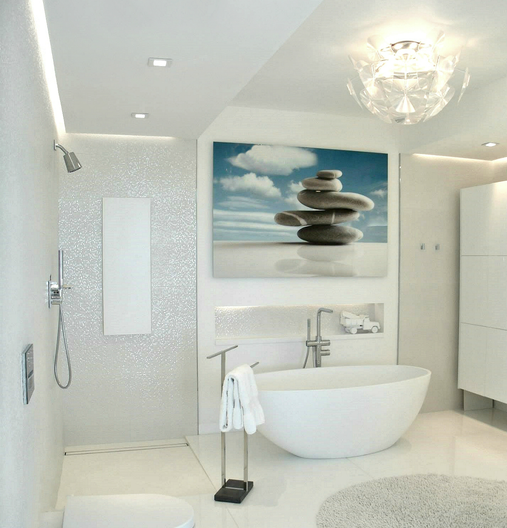 Simple Ways To Create a Luxurious Bathroom
