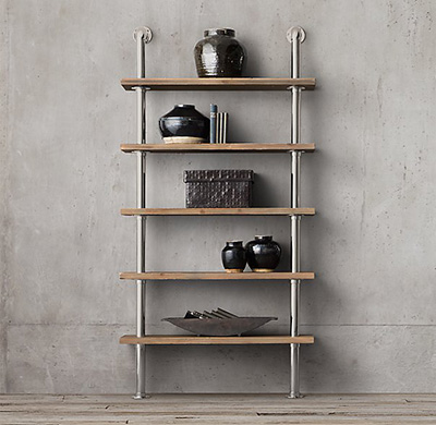 Friday Favorites: Trendy Bookshelves