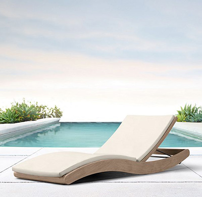 Friday Favorites: Outdoor Chaise Lounges