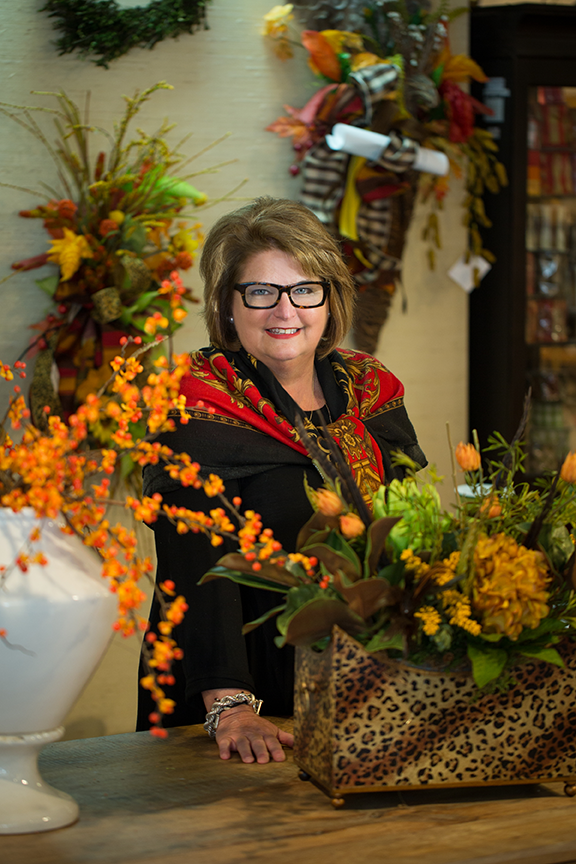 Q&A: Custom Florals with Patti Porter