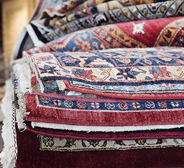 Friday Favorites: Rugs by Saga