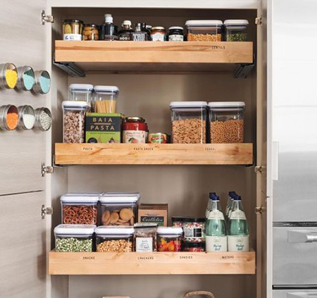 5 Pantry Organization Ideas