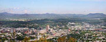 Visit the Rolling Mountains of Roanoke