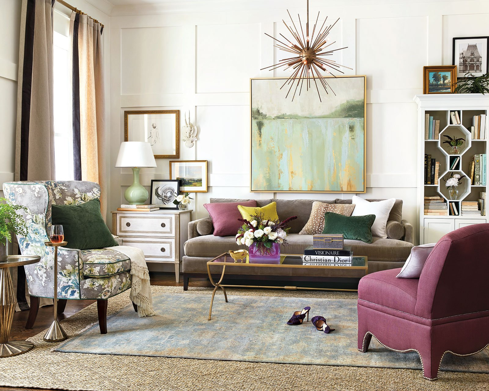 Jewel Tones: Make Any Room a Gem!