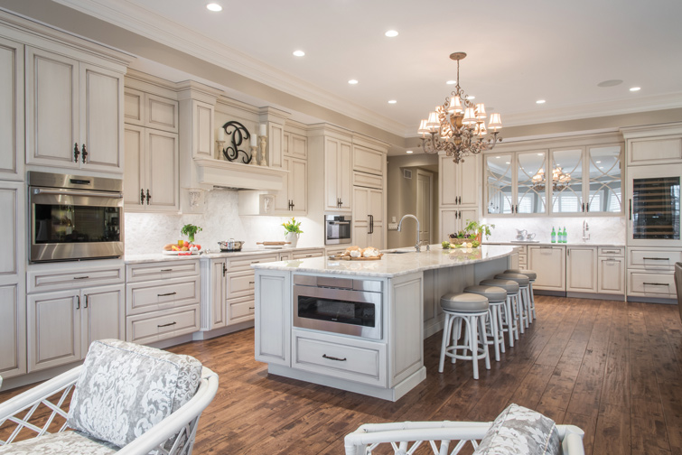 Building the heart of a Home | ST. LOUIS HOMES & LIFESTYLES